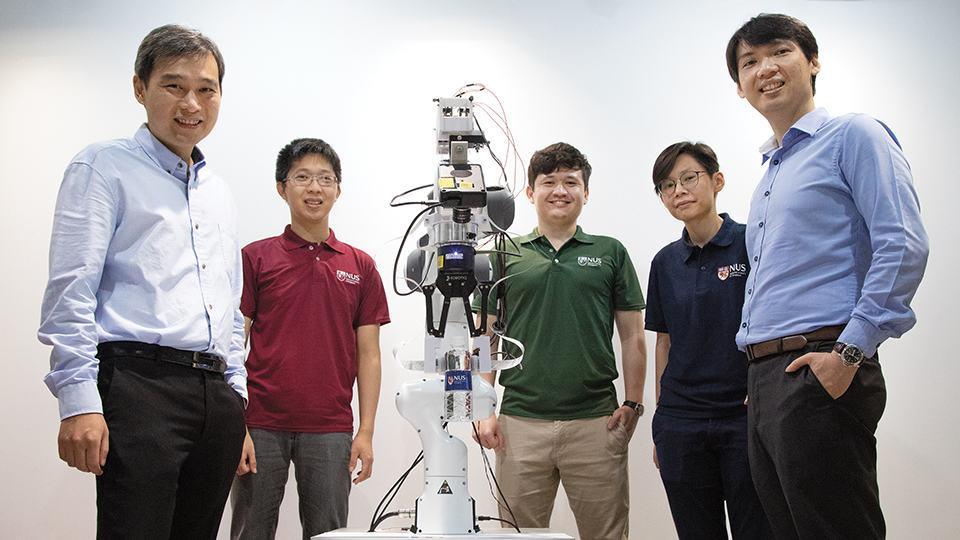 Pesquisadores de Cingapura criam robôs com sentimentos   Channel360º